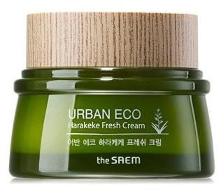 Освежающий крем для лица с экстрактом новозеландского льна Urban Eco Harakeke Fresh Cream The Saem (фото)