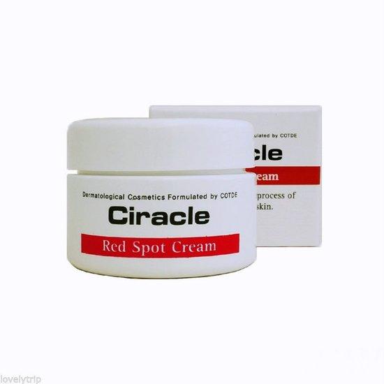 Крем для проблемной кожи Anti Acne Red Spot Cream Ciracle (фото)