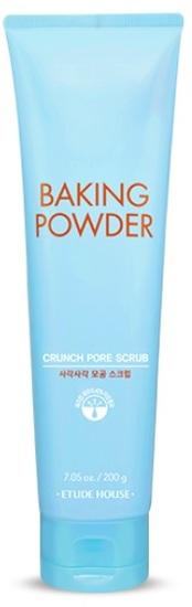 Скраб для лица с содой Baking Powder Crunch Pore Scrub Etude House (фото)