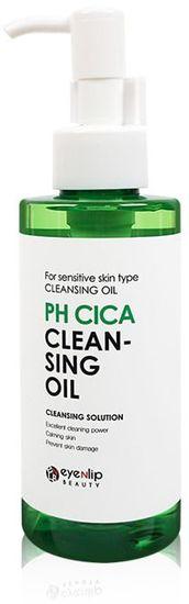 Гидрофильное масло с центеллой азиатской PH Cica Pore Cleansing Oil Eyenlip