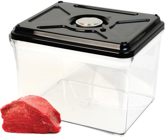 Вакуумный пищевой контейнер Norang Premium 7700 мл (фото)