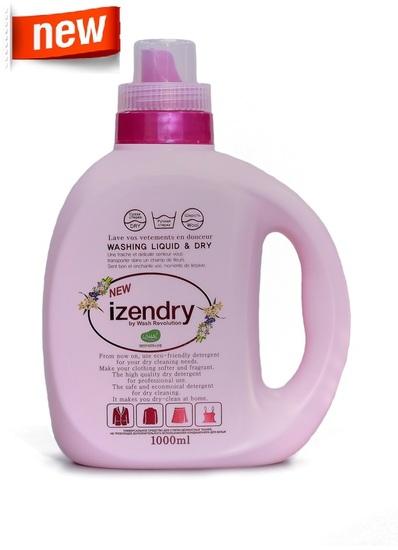 Средство для сухой стирки - химчистка на дому Izendry By Wash Revolution