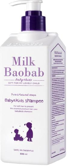 Детский шампунь Baby and Kids Shampoo Milk Baobab