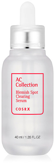 Сыворотка против несовершенств и пост-акне AC Collection Blemish Spot Clearing Serum COSRX (фото, Сыворотка Cosrx AC Collection Blemish Spot Clearing Serum)