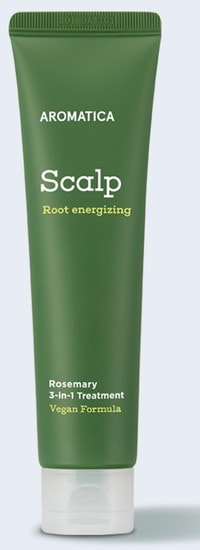 Маска для восстановления волос с розмарином Rosemary 3-in-1 Scalp Treatment Aromatica (фото)