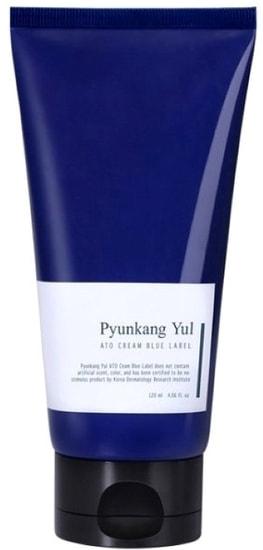 Гипоаллергенный успокаивающий крем ATO Cream Blue Label Pyunkang Yul