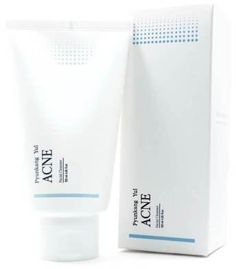 Антибактериальная пенка для проблемной кожи ACNE Facial Cleanser Pyunkang Yul (фото)