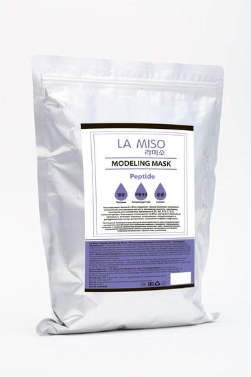 Альгинатная маска с пептидами Peptide Modeling Mask La Miso