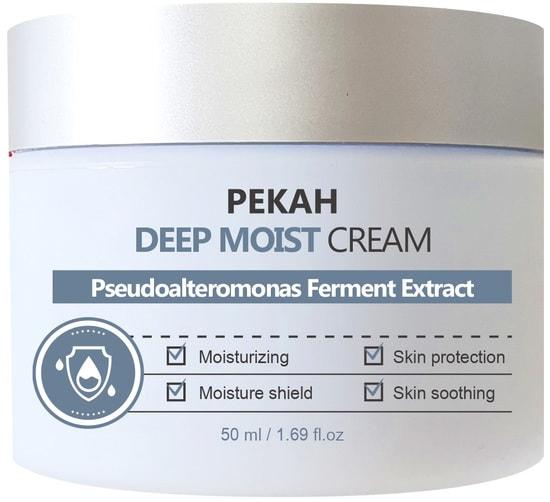 Глубоко увлажняющий крем для лица Deep Moist Cream Pekah (фото, Глубоко увлажняющий крем для лица Pekah Deep Moist Cream)