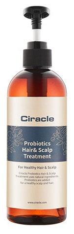 Маска для лечения волос и кожи головы с пробиотиками Probiotics Hair and Scalp Treatment Ciracle