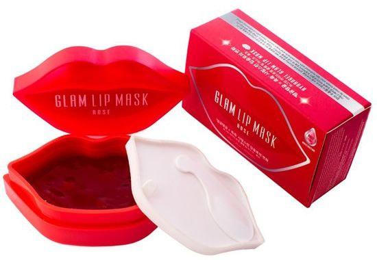 Гидрогелевые патчи для губ с жемчугом Beauugreen Hydrogel Glam Lip Mask (фото, Гидрогелевые патчи для губ с Beauugreen Hydrogel Glam Lip Mask)
