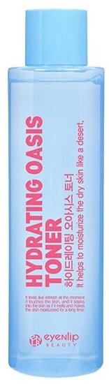 Увлажняющий тонер с розовой гималайской солью Hydrating Oasis Toner Eyenlip