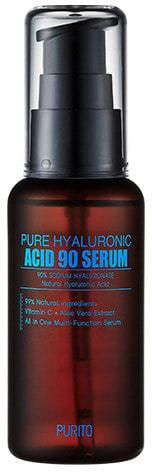 Сыворотка с 90% гиалуроновой кислоты для интенсивного увлажнения Pure Hyaluronic Acid 90 Serum Purito (фото, Сыворотка Purito Pure Hyaluronic Acid 90 Serum)