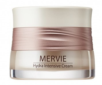 Крем для лица интенсивный увлажняющий Mervie Hydra Intensive Cream The Saem (фото, Крем Mervie Hydra Intensive Cream The Saem)