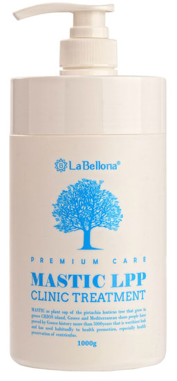 Маска гладкость и восстановление волос La Bellona Mastic LPP Gain Cosmetics