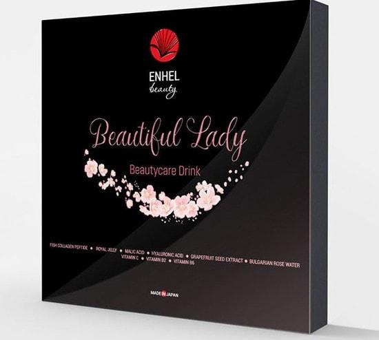 Напиток молодости для омоложения и здоровья изнутри Beauty care Drink ENHEL (фото)