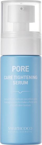 Сыворотка с поросужающим травяным комплексом и гиалуроновой кислотой Pore Care Tightening Serum Swanicoco