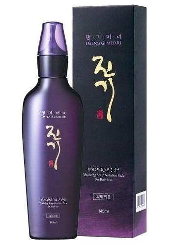 Регенерирующая маска эмульсия для кожи головы против выпадения волос Vitalizing Daeng Gi Meo Ri (фото)