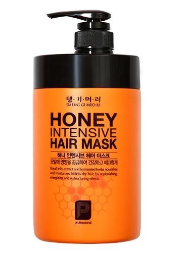 Интенсивная маска для волос с маточным молочком Honey Intensive Hair Mask Daeng Gi Meo Ri