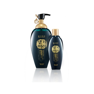 Шампунь для тонких ослабленных волос в наборе Mineral Herbal Daeng Gi Meo Ri