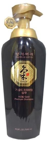 Энергетический шампунь голд энерджи Ki Gold Energizing Daeng Gi Meo Ri (фото)