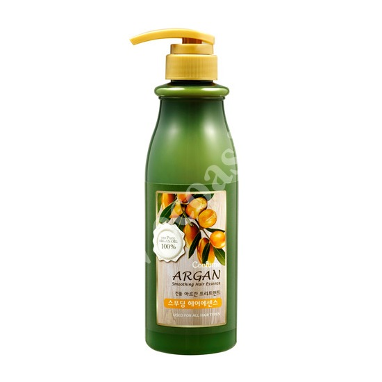 Эссенция для гладкости волос с аргановым маслом Confume Argan Welcos