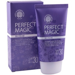 Welcos (Корея) BB Крем Lotus Perfect Magic SPF 30 PA++