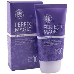 Мультифункциональный BB Крем Lotus Perfect Magic SPF 30 PA++ Welcos