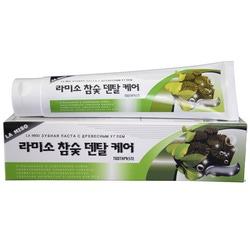 La Miso (Корея) Зубная паста с древесным углем