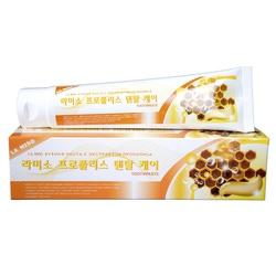 Зубная паста с экстрактом прополиса La Miso (Корея)