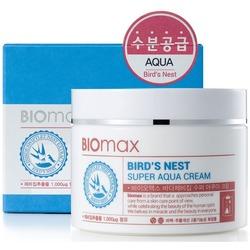 BIOmax (Корея) Интенсивно увлажняющий крем с экстрактом ласточкиного гнезда Biomax