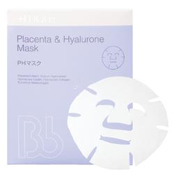 BB Laboratories (Япония) Плацентарно-гиалуроновая маска для лица