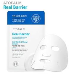Маска с защитным кремом для лица Atopalm Real Barrier