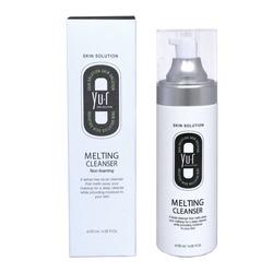 Тающий очищающий гель для снятия макияжа Yu.R