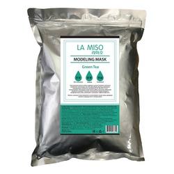 Альгинатная маска с экстрактом зеленого чая La Miso