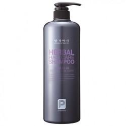 Профессиональный шампунь для волос на основе трав Daeng Gi Meo Ri