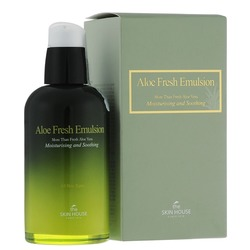 Увлажняющая эмульсия с экстрактом алоэ Aloe Fresh The Skin House