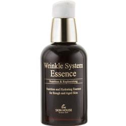 Антивозрастная эссенция с коллагеном Wrinkle System Essence The Skin House