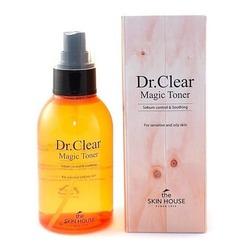 The Skin House (Корея) Тоник против воспалений Dr. Clear