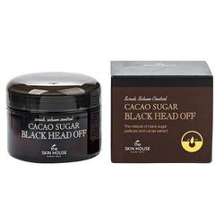 The Skin House (Корея) Скраб против черных точек с коричневым сахаром и какао