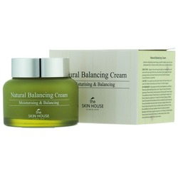 Балансирующий и увлажняющий крем Natural Balancing The Skin House (Корея)