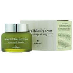 Балансирующий и увлажняющий крем Natural Balancing The Skin House