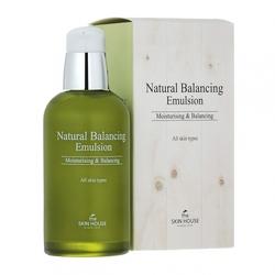 Матирующая балансирующая эмульсия Natural Balancing The Skin House