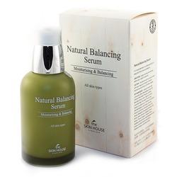 Матирующая балансирующая сыворотка Natural Balancing The Skin House