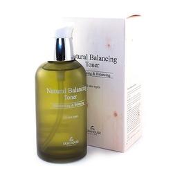 Матирующий балансирующий тоник Natural Balancing The Skin House (Корея)