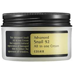 Универсальный крем 92% экстракта муцина улитки Advanced Snail 92 All in one Cream COSRX