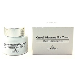 Осветляющий крем против пигментации кожи лица Crystal Whitening The Skin House