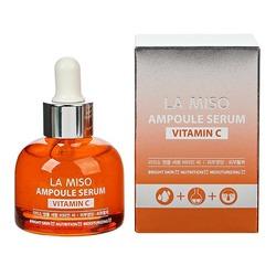 Омолаживающая ампульная сыворотка с витамином С La Miso