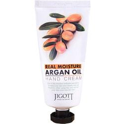 Увлажняющий крем для рук с аргановым маслом Jigott