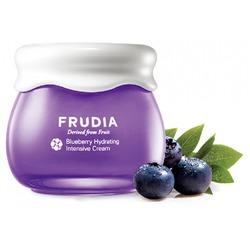 Интенсивно увлажняющий крем с черникой Frudia